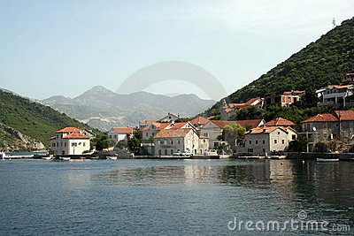 Old croatian city