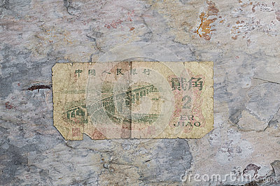 Old Currency Paper Currency