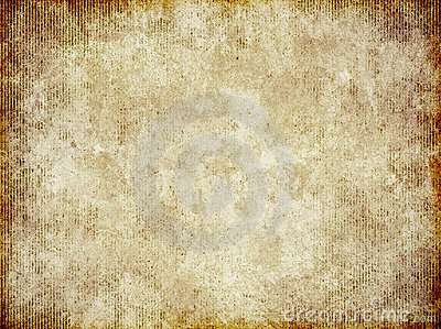 Old Damaged Paper Grunge Background Texture