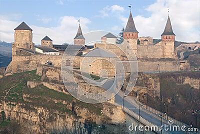 Old defensive castle