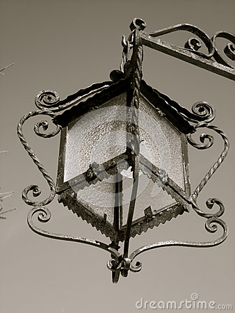 Old design exterior wall lantern stock photo image 49845362 for Time saver details for exterior wall design