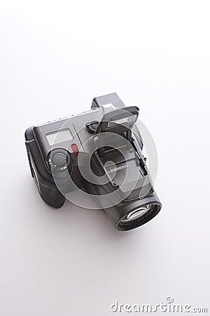 Free Old Digital Camera Royalty Free Stock Photos - 12838018