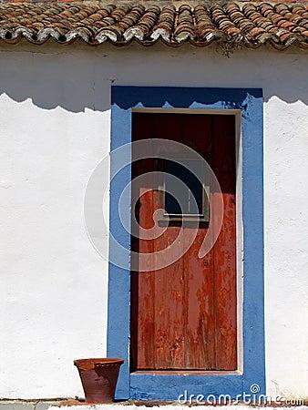 Free Old Door 1 Royalty Free Stock Photos - 186278