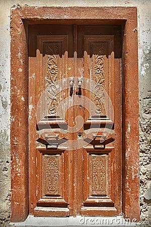 Free Old Door Stock Image - 25225321