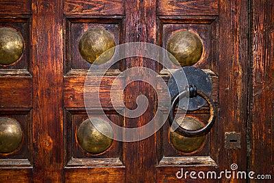 An old door