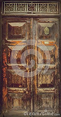 Free Old Door Stock Image - 31491971
