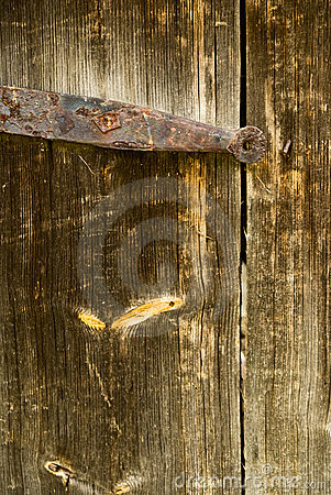 Free Old Door Royalty Free Stock Image - 5271786