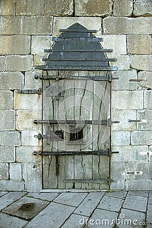 Free Old Door Stock Image - 880321