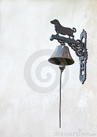 Free Old Door Bell Royalty Free Stock Image - 15577056