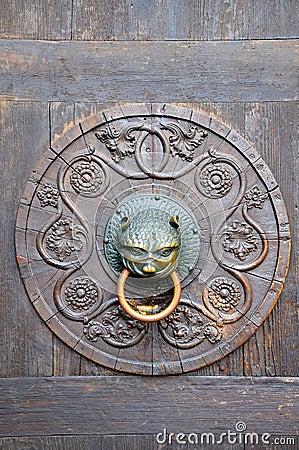 Free Old Door Knob Stock Photography - 11861392