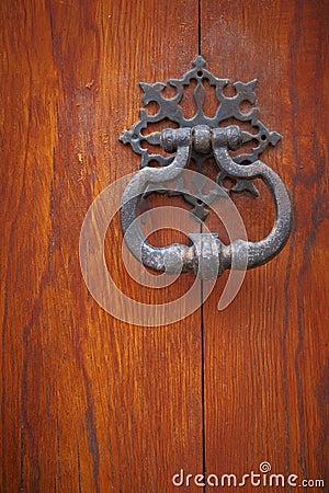 Free Old Door Knocker Stock Images - 11696504