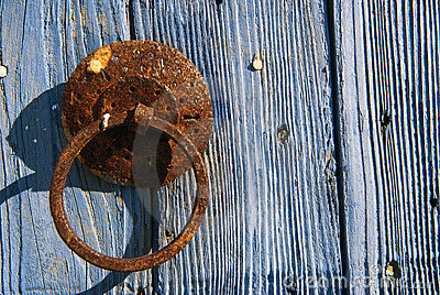 OLd door knocker