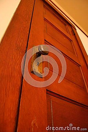 Old Door Perspective