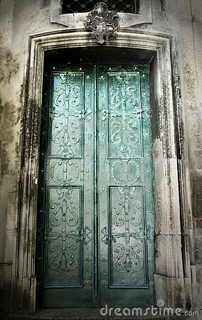 Free Old Doors Stock Images - 9919324