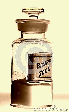 Old Drug Store Medicine Bottle