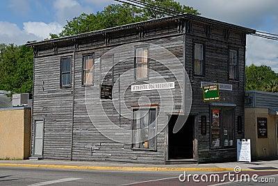 Old drugstore St. Augustine FL