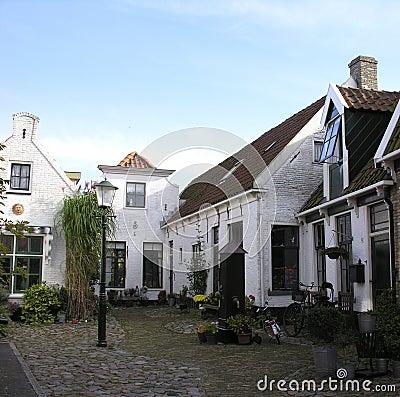 Old dutch street