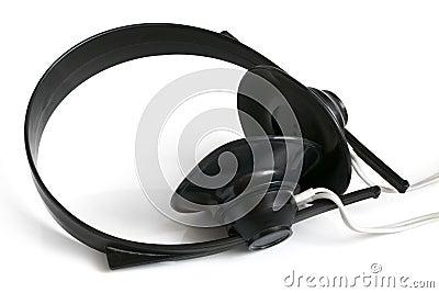 Old earphones