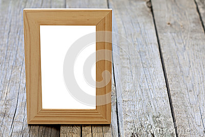 Old Empty Photo Frame Background Stock Photo - Image: 30098690