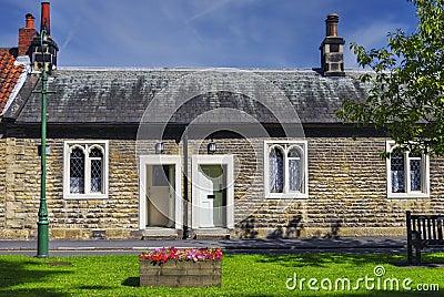 Old English Almshouses