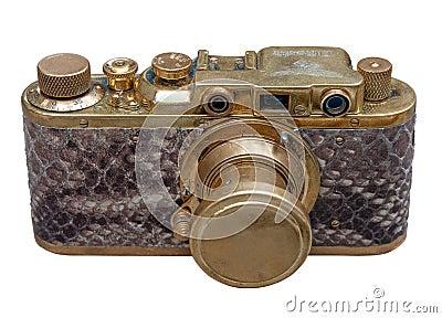 Old exclusive german rangefinder came
