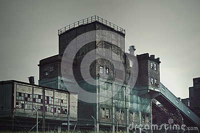 Old Factory Ironworks