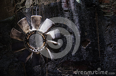 The old fan