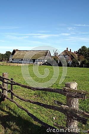 Old Farm field mill