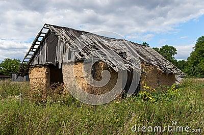 Old farm shack