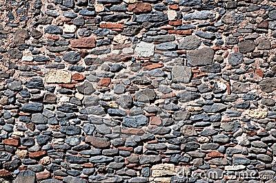 An old farm wall