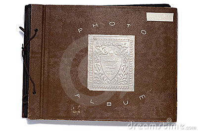 Old Fashion photo album