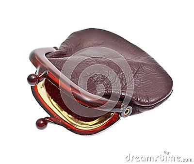 Old fashion purse