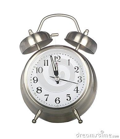New Year Eve Clock