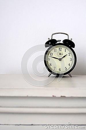 Old Fashioned Bedside Alarm Clock