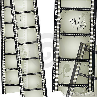 Free Old Filmstrip Royalty Free Stock Image - 679686
