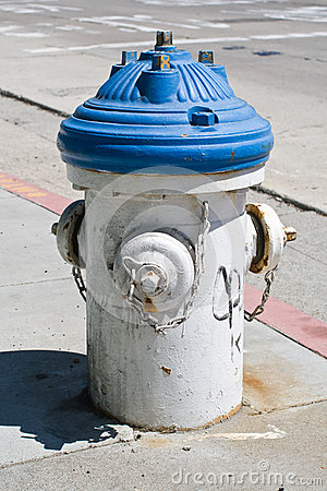 Old Fire Hydrant