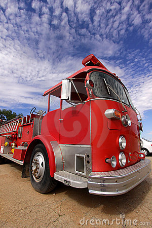 Free Old Fire Truck Stock Images - 12745224