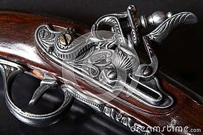 Old firearm