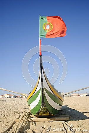 Free Old Fishing Boat Stock Image - 25660881