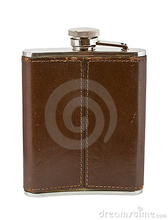 Old flask