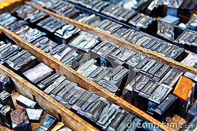 Old fonts