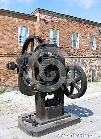 Free Old Forging Press Stock Image - 362861