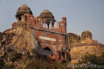 Old Fort, New Delhi