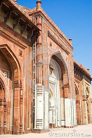 Old fort (purana qila) delhi