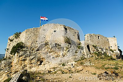 Old fortress of novigrad