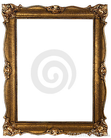 Free Old Frame Royalty Free Stock Photography - 18922627