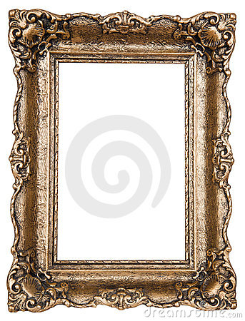 Free Old Frame Royalty Free Stock Photos - 18923088