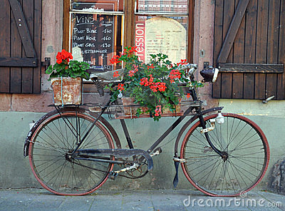 Old French Bike