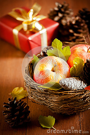 Old Fruits And A Present