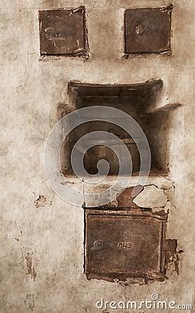 Old furnace